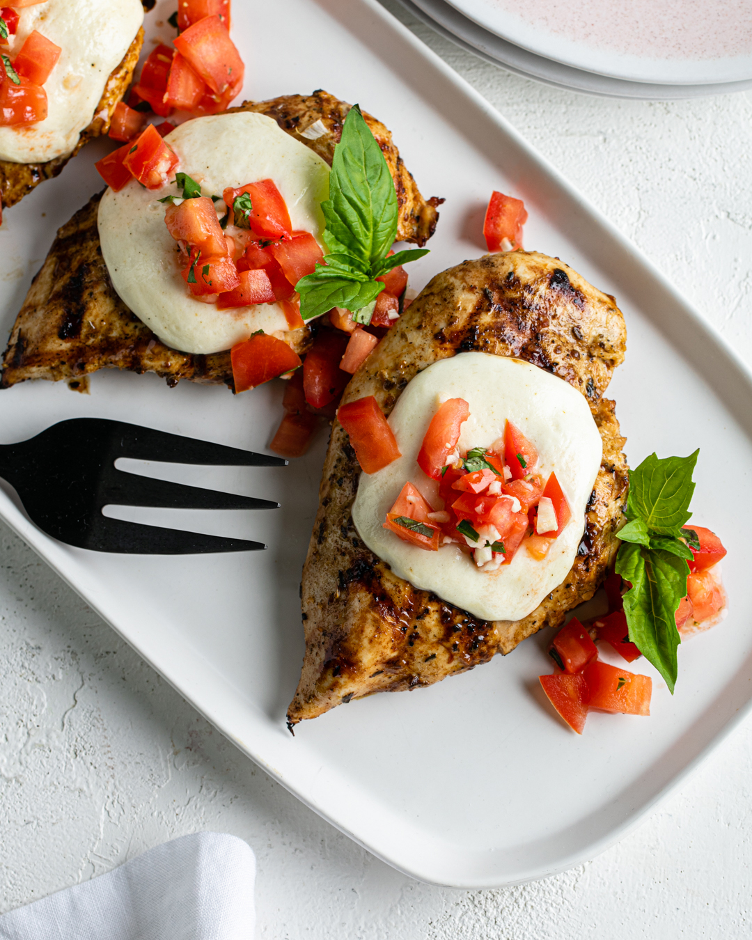Bruschetta Grilled Chicken