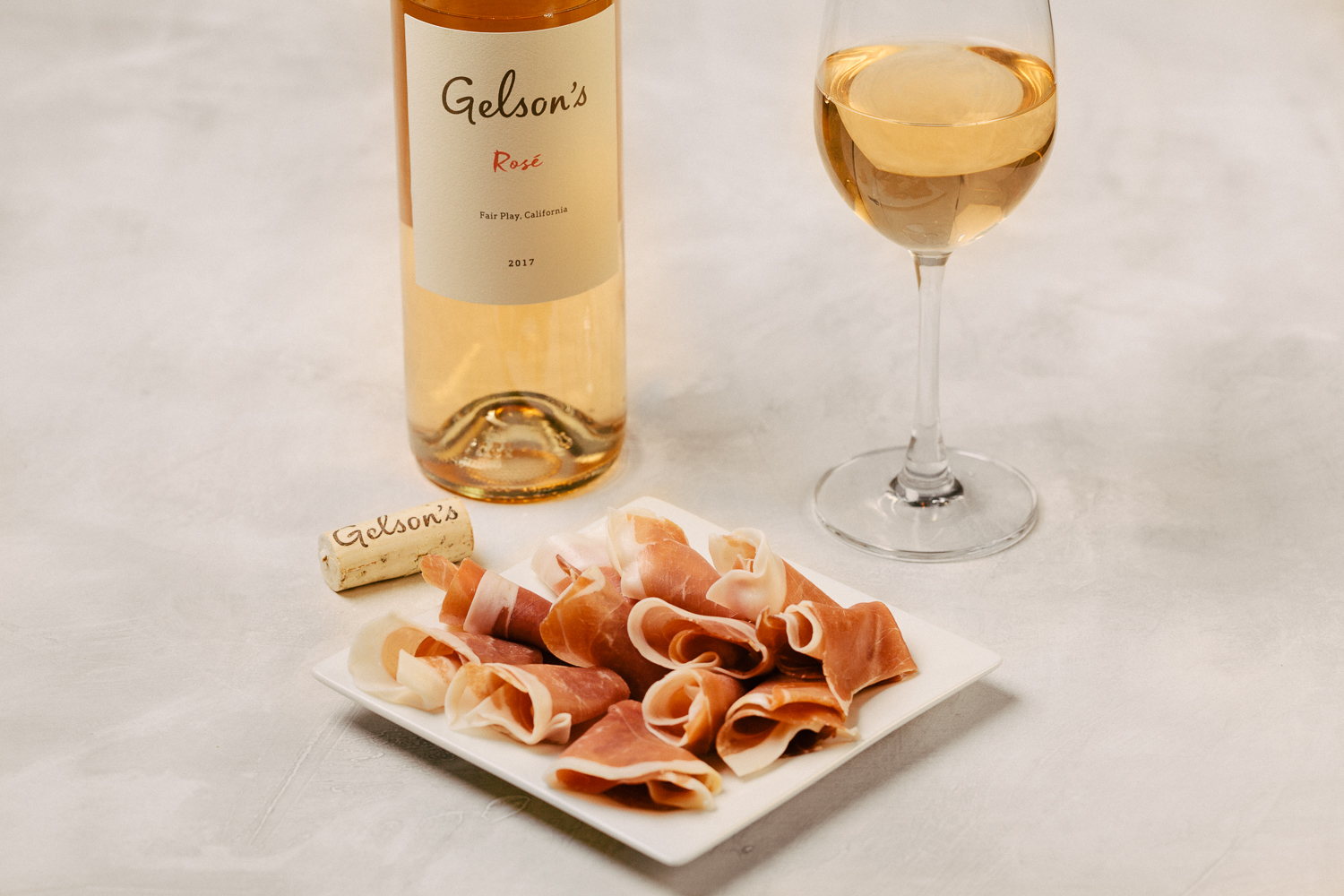 Gelson's Rose Wine